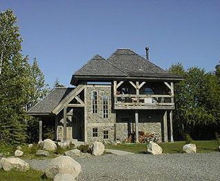 Tower Rock Lodge, an Alaskan Fishing Lodge