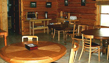 Fishing Lodge Dining