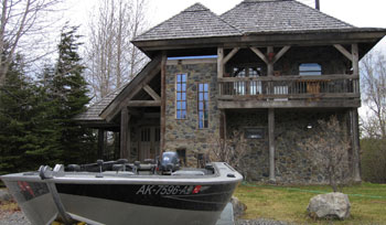 Fishing Lodge Kenai, Alaska