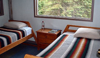Inside look of Cabin Bedrooms