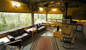 Lodge Common Area