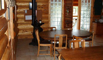 Tower Rock Lodge Dining Room